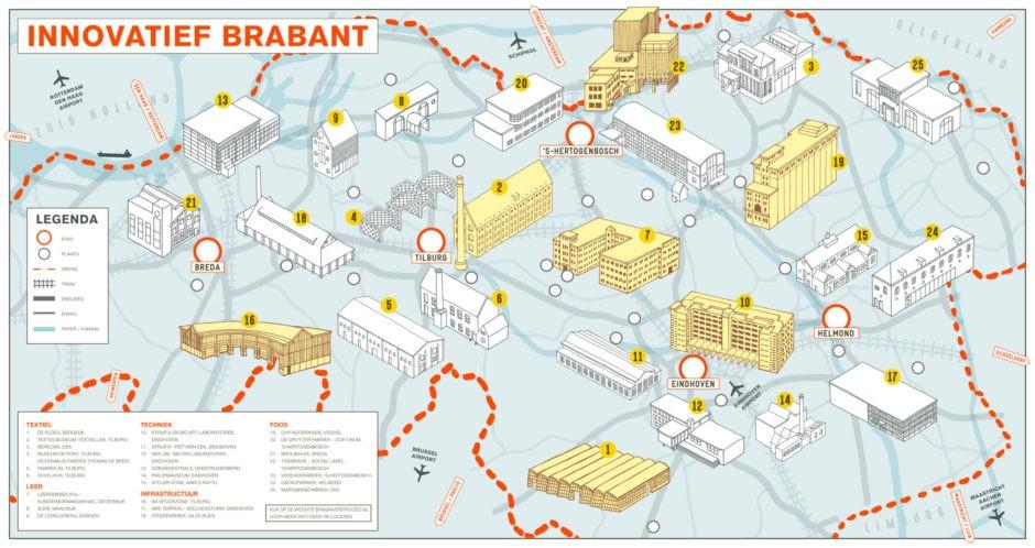DEF vouwkaart Z-card VISIT BRABANT_NL_WEB