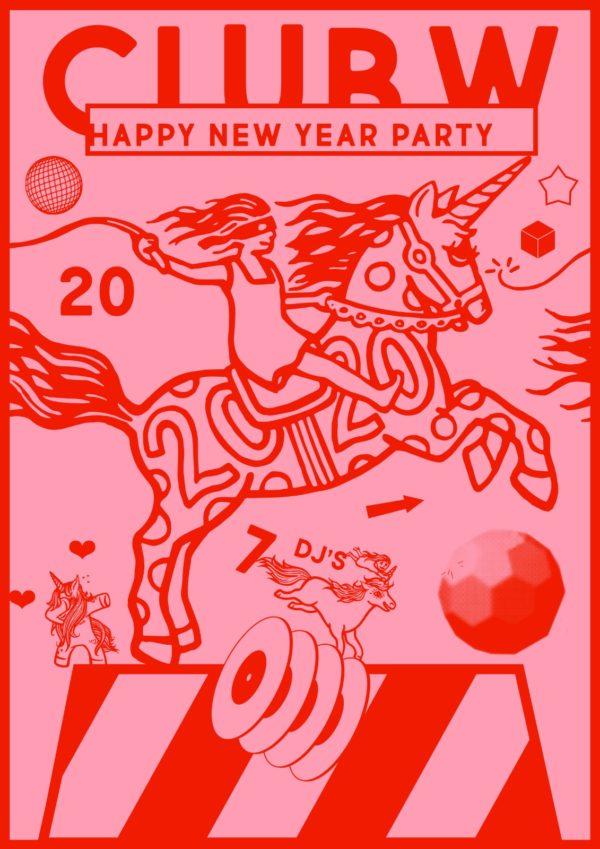 New Years Eve aansluiting verhalen